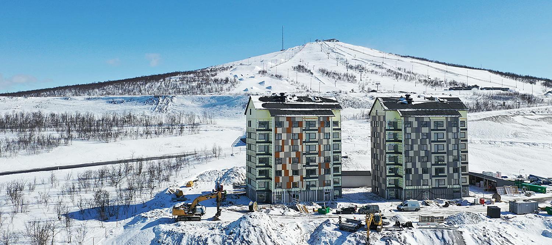 Luossavaara Kiruna etapp 2 North 68 LKAB